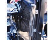 WorldWide STV435635 GM F body 17 Polished Billet Radiator Overflow Cooling Tank expansion aluminum
