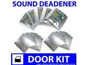 Zirgo ZIR9D4818 Car Audio Sound Deadener & Heat Barrier for Dodge Omni  2 Door Kit