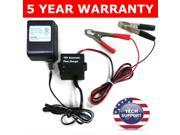 Volt-Age Chargers PLL358611 Automatic Trickle Battery Float Charger for harness rv p&b stinger digital 12 v