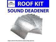 Zirgo ZIR76259 Car Audio Sound Deadener & Heat Barrier for 60-70 Falcon Headliner Roof Kit
