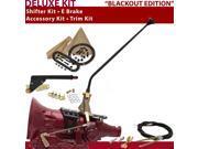 700R4 Shifter Kit 23 E Brake Cable Trim Kit For DD041 chevrolet bravada buick c series cadillac blazers astro van fleetwood camaro 3/4 ton pickups firebird k se