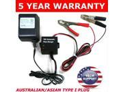 Keep It Clean Wiring Accessories PS5E638 United Motors Smart Battery Float Charger 12V