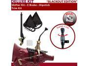 C4 Shifter Kit 8 E Brake Trim Kit Dipstick For E138D thunderbird lincolns granada ford bronco torino falcon f-series zephyr mercury cortina monarch montego capr