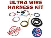 Keep It Clean Wiring Accessories Wire Harness 1022377 1941 - 1948 Chevy Car Ultra Pro Wire Harness System 12 Fuse tech complete fit