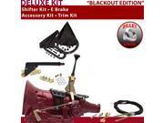 American Shifter Company ASCS2B1F32F0C FMX Shifter Kit 6 E Brake Cable Trim Kit For DFBC5