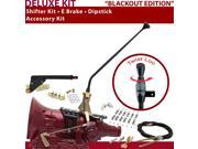 American Shifter Company ASCS1B5F31Q1X FMX Shifter Kit 16 E Brake Cable Clamp Clevis Dipstick For DAB4F