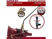 American Shifter Company ASCS1B6F32X1F FMX Shifter Kit 23 Trim Kit Dipstick For F3FCE