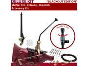 700R4 Shifter Kit 12 E Brake Cable Clamp Dipstick For CDD86 pontiac roadmaster blazers astro van sonoma firebird camaro g series vans bravada cadillac brougham
