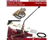 700R4 Shifter Kit 16 E Brake Cable Clamp Clevis Trim Kit For DB559 k series roadmaster sonoma caprice c series blazers fleetwood bravada pickups cadillac pontia