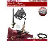 700R4 Shifter Kit 6 E Brake Cable Trim Kit For EC2E7 buick cadillac fleetwood pickups bravada 3/4 ton k series pontiac roadmaster sonoma chevy blazers camaro br