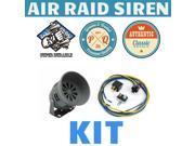 Trigger Horns Siren Horn Kit 1045814 1979 Volkswagen Dasher Air Raid Siren Horn Kit w/ Relay, Harness & Breaker fire 9SIA7GW5V62067