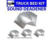 Zirgo ZIR76132 Car Audio Sound Deadener & Heat Barrier for 60-87 Chevy Truck  Under Bed Kit