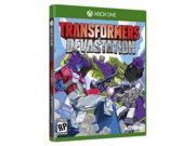 Activision Blizzard Inc Transformers Devastation XOne 77120