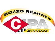 CIPA Mirrors 10000 Custom Towing Mirror