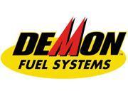 Demon Carburetion 1901BK Street Demon Carburetor; 625 cfm; Electric Choke; Polymer; Bowl Black;