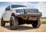 Image of Addictive Desert Designs F053192400103 Stealth Front Bumper Fits 09-14 F-150