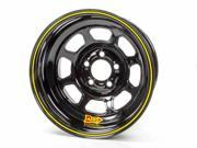 AERO RACE WHEELS 56-Series 15x8 in 5x4.75 Black Wheel P/N 56-184730