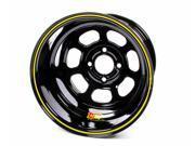 AERO RACE WHEELS 31-Series 13x7 in 4x4.25 Black Wheel P/N 31-174230