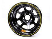 AERO RACE WHEELS 52-Series 15x8 in 5x4.75 Black Wheel P/N 52-184720