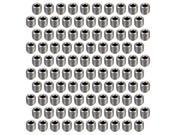 PIONEER 1 4 in NPT Natural Steel Allen Head Plug 100 pc P N PP 507 100