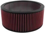 Allstar Performance 14 x 6 in Tall Reusable Air Filter Element P/N 26006 9SIA7J04BW9396
