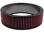 Allstar Performance 14 x 4 in Tall Reusable Air Filter Element P/N 26002 9SIA1VG4C25214
