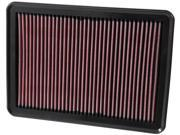 K&N Filters 33-5011 Air Filter Fits 14-15 RLX 9SIA08C4RB4528