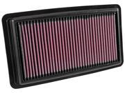 K&N 33-5041 Replacement Air Filter 9SIA08C4RB2041