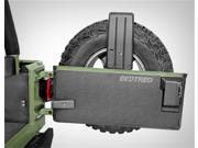 BedRug BTTJTG BedTred Tailgate Mat Fits 97 06 Wrangler LJ Wrangler TJ