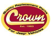 Crown Automotive RT52002 Sun Visor Set Fits 03-06 Wrangler (TJ)