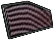 K&N Filters 33-5049 Air Filter Fits 16-18 LaCrosse Malibu 9SIV04Z6XR4527