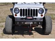 Addictive Desert Designs F951461350103 Stealth Fighter Front Bumper