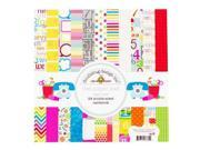 """6"""" x 6"""" Take Note Double-Sided Cardstock Paper Pad"""