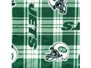 NFL New York Jets Fleece Fabric