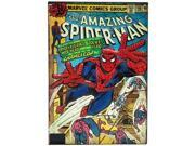 Spiderman Comic Book Embossed Tin Sign 9SIA7JB2R72110