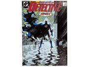 Batman Detective Comic Book Cover Tin Sign