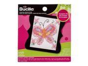 Butterfly Mini Counted Cross Stitch Kit 9SIA7JB2R96344