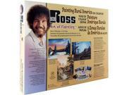 Bob Ross Painting Rural America Oil Color Set From TheCraftyCrocodile
