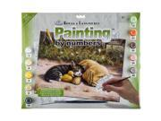 Sleepy Day Painting by Numbers Kit 9SIA7JB3MD6582