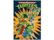 Teenage Mutant Ninja Turtles Skateboard Tin Sign 9SIA7JB3MD7252
