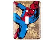 Spider-Man Tin Switch Plate 9SIA7JB3ME0068