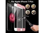3D Curved 9H Full Cover Tempered Glass Screen Protector for iPhone 7 Plus, Black 9SIA7JK56A8593