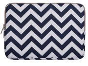 Mosiso Laptop Sleeve Canvas Fabric 15 15.6 Inch Laptop Notebook MacBook Air Pro Case Bag Inner Dimensions 15.16 x 0.79 x 10.63 inches with Samll case