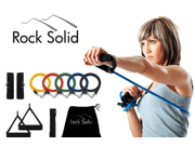 Rock Solid Resistance Band Kit