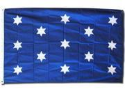 Washington's Commander-in-Chief - 3'X5'  Nylon Flag 9SIA7KF2NT4448