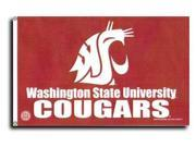 Washington State - 3' x 5' NCAA Polyester Flag 9SIA7KF2NT3788