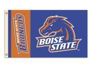 Boise State – 3′ x 5′ Polyester Flag