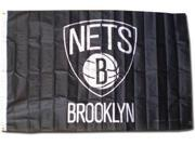 Brooklyn Nets - 3' x 5' Polyester Flag 9SIA7KF2NT4217