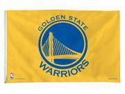 Golden State Warriors - 3' x 5' Polyester Flag (Yellow) 9SIA7KF2NT4209
