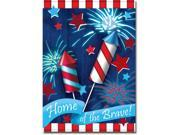 Home of the Brave Toland Art Banner 9SIA7KF2NT4318